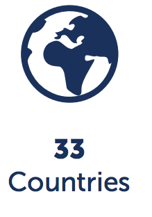 53 Countries