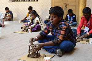 Gratitude Network | 15 Days of Giving | Indian boy